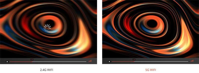 وای فای 5g ویدئو پروژکتور x10-4k